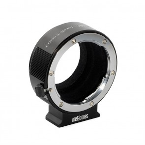Metabones Adapter Leica R an Sony E-Mount T black (MB_LR-E-BT2)