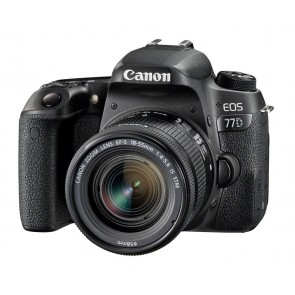 CANON EOS 77D Kit mit 18-55mm IS STM