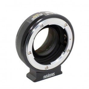 Metabones Adapter Nikon G an Fuji X-Mount Ultra Speed Booster (MB_SPNFG-X-BM2)