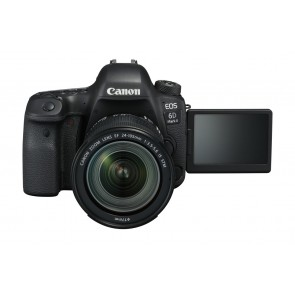 CANON EOS-6D MARK II Kit mit 24-105mm IS STM 150,-€ Cashback