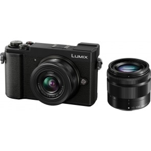 PANASONIC DC-GX9W EG-K Kit mit 12-32mm + 35-100mm