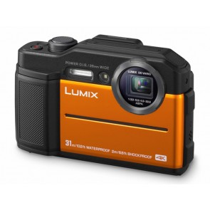 PANASONIC DC-FT7 EG-D orange Outdoorkamera