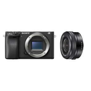 SONY Alpha ILCE-6400 Kit mit 16-50mm