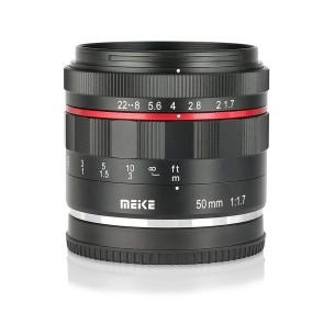 Meike 50mm f1.7 manuelles Objektiv für Canon EOS R/EOS RP