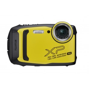 Fuji Finepix XP 140 yellow Outdoor-Kamera