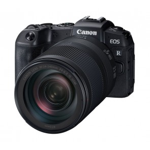 CANON EOS-RP Kit RF 24-240mm IS USM Vollformat-Systemkamera