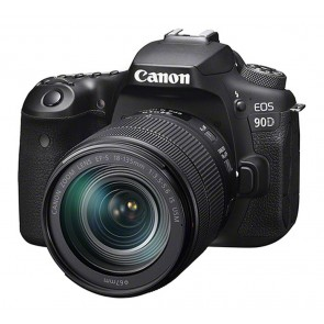 CANON EOS 90D Kit mit 18-135mm IS USM
