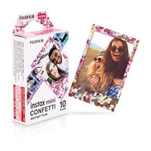 Fuji Instax Mini Film Confetti 10 Aufnahmen