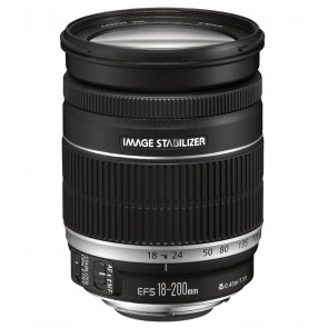 CANON EF-S 18-200mm f/3.5-5.6 IS