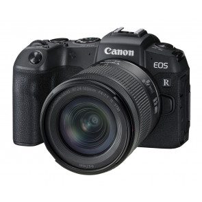 CANON EOS-RP Kit RF 24-105mm IS STM Vollformat-Systemkamera