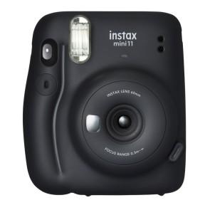 Fuji Instax mini 11 Sofortbildkamera charcoal gray