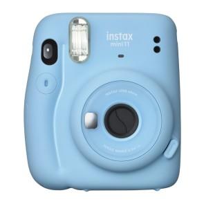 Fuji Instax mini 11 Sofortbildkamera sky-blue