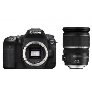 CANON EOS 90D Kit mit 17-55mm IS USM