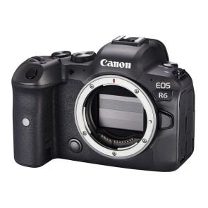 CANON EOS-R6 BODY Vollformat-Systemkamera abzgl. 250,-€ Sofortrabatt = 2449,00 Euro Endpreis