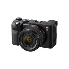SONY Alpha 7C Kit mit 28-60mm (ILCE-7CL) schwarz Sony Cashback 150 Euro