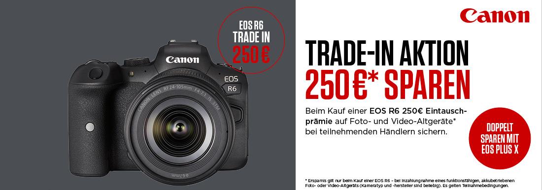 Canon Sofortrabatt EOS-R6