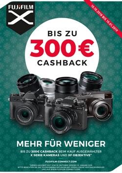Fuji Cashback 2018