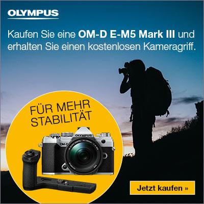 Olympus OM-D E-M5 Mark III Aktion 2020